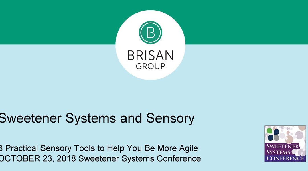 Three Practical Sensory Tools Presentation