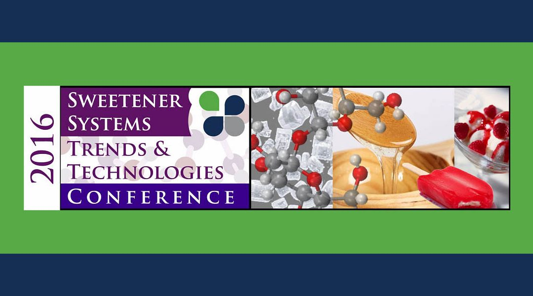 2016 Sweetener Systems Conference