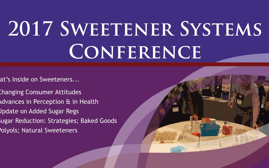 2017 Sweetener Systems Post Conference Magazine