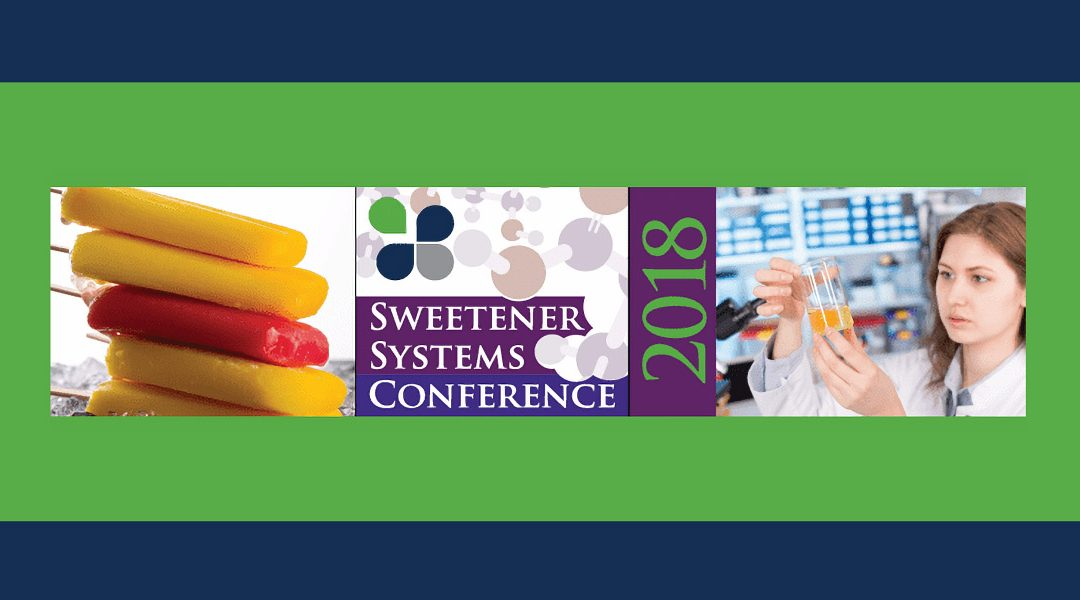 2018 Sweeteners Systems Conference