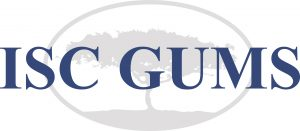 ISC Gums Logo