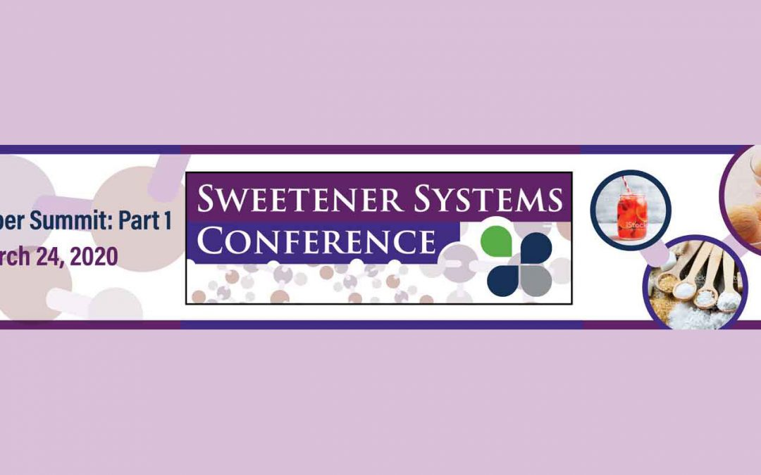 2020 Sweetener Systems Conference
