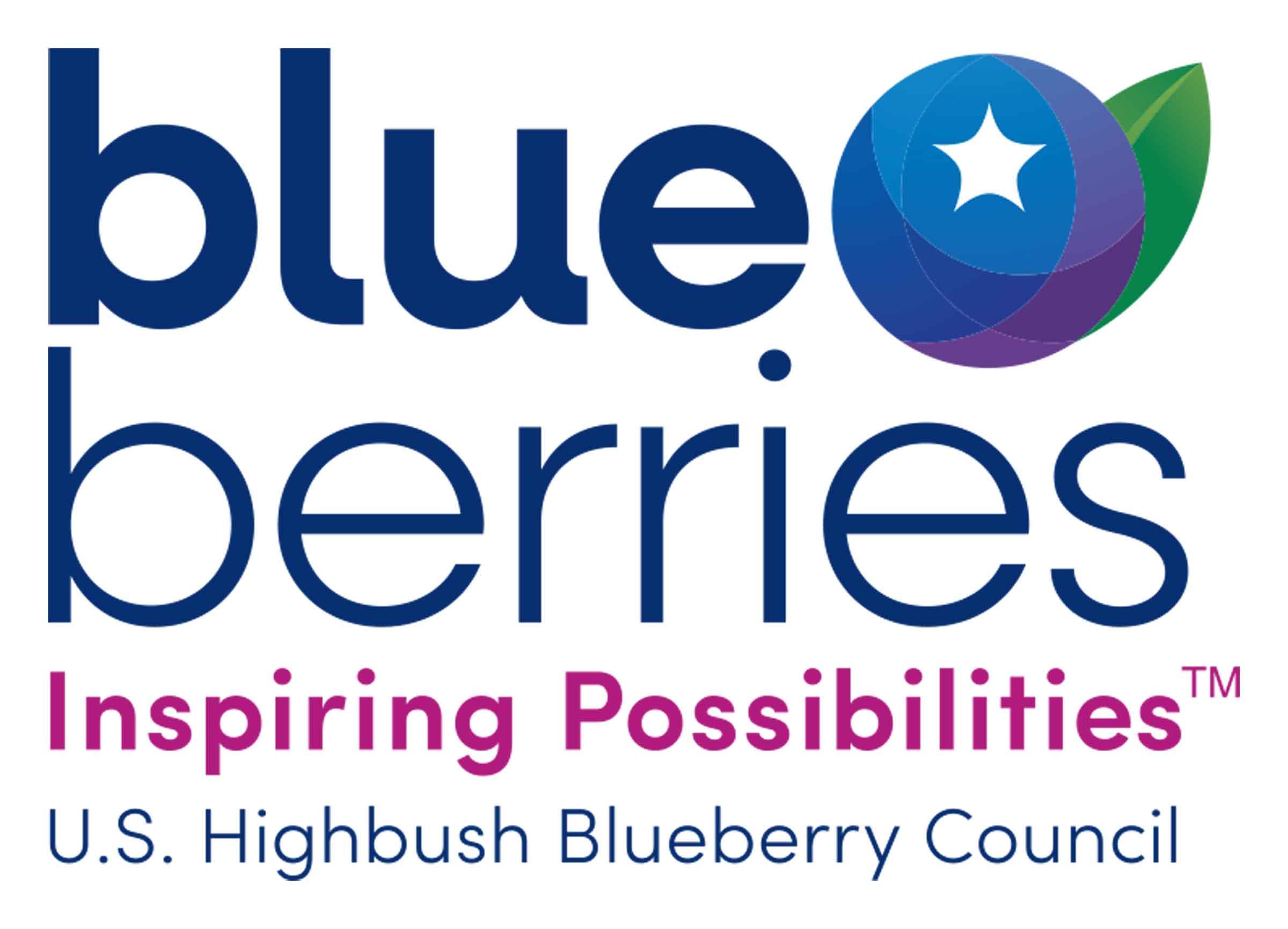 U.S. Highbush Blueberry logo